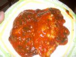 Healthy Chicken Parm