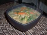 Carrot Top Soup