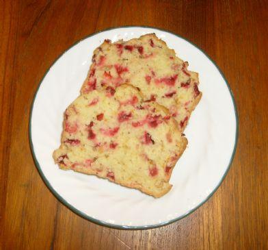 Low Calorie Cranberry Bread