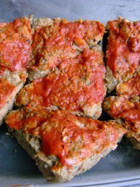 Chipotle Turkey Meatloaf