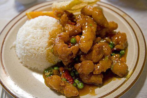 Asian Princess Chicken