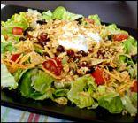 Guilt-Free Tacolicious Salad