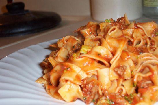 Quick & Easy Beef & Broccoli Pasta
