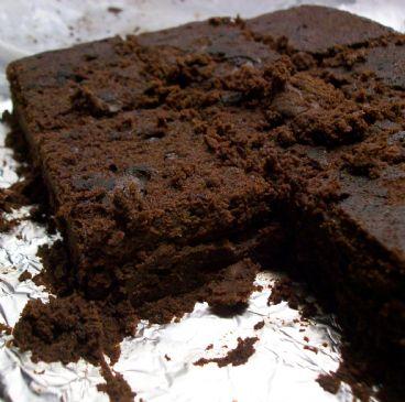 High - Protein Vegan Brownies