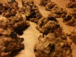 Li's Healthy Banana Nut Cookies