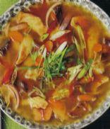 Chicken & Shiitake Mushroom Soup