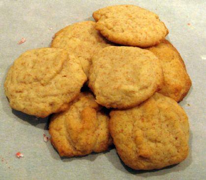 Easy Fluffy Sugar Cookies