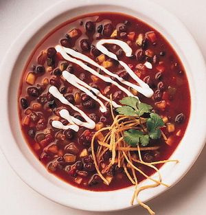 Blackbean Soup