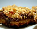 Figgy Date Squares (by Joanne Lusted; CleanEatingMag.com)