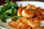 Spicy Garlic Shrip with Coconut Rice