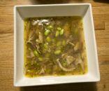 Swine Flu Stew (or best mushroom soup ever)
