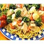 Chicken & Pasta Primavera