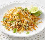 Vietnamese carrot salad