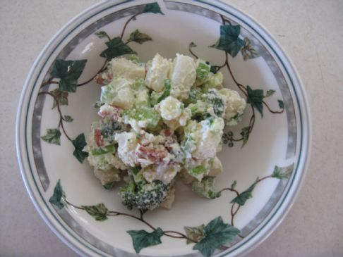 Potato Salad Verde