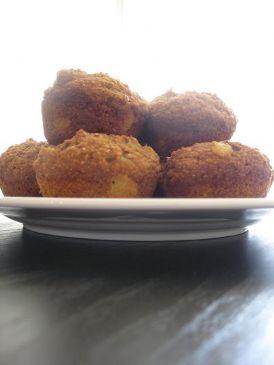 Pear & Pumpkin Bran Muffins