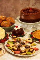 Coleman's pies, cakes , cookies, muffins recipes
