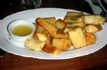 Oven-Fried Cassava