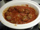 jeanne's meatballs