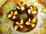 vegan chocolate mini cakes