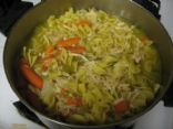 Chicken Vegetable Noodle Casserole