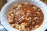 Judy's Homemade Goulash Soup