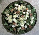 Hearts of Palm & Artichoke Salad