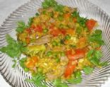 Diabetic Curried Rice with Beef