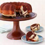 Lite n' Swirly Pound Cake