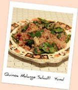 Quinoa Melange Salad