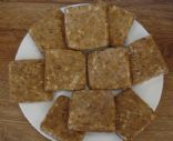 Protein Rich Peanut Butter Squares