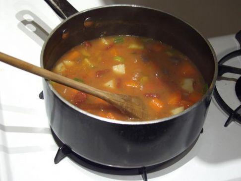 Nana's Portuguese Soup