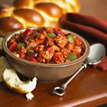 Grandma's Chili made with Chicken