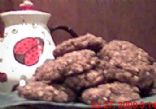 Hearty Oatmeal Raisin Cookies