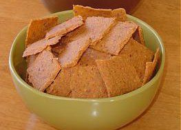 Raw Cheez-It Crackers