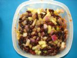 Sundried Tomato& Oregano Bean Salad