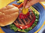 Grilled French Onion Burgers