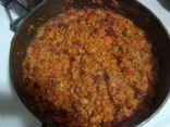 Easy, Healthy Chili: Beef, Turkey, and Veggies