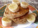 Banana & Ginger Pancakes