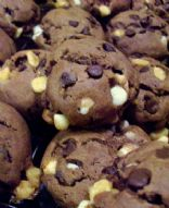 Triple Chip Nutella Cookies