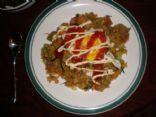 Japanese Style Fried Rice