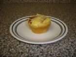Egg, Cheese and Turkey Bacon Cups