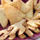 Cinamon crisps