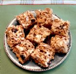 High Fiber Marshmallow Crispy Treats