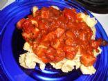 Tomato/Sausage Tortellini