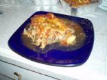 Sooo Yummy Veggie Lasagne