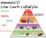 Healthy Low Carb Recipes by mamaCD