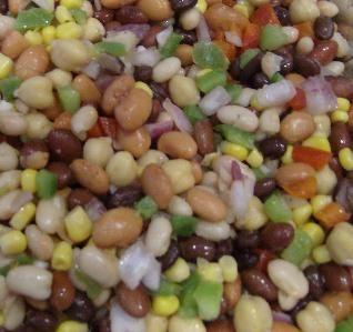 5 Bean Salad