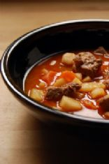 Authentic Hungarian Goulash (Gulyas)