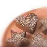Fudgey Brownie Cut-Outs