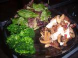Chicken, w/ Caramelized Mushroom & Onion